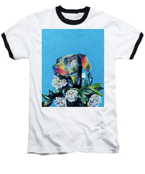 Fleur's Moment Baseball T-Shirt