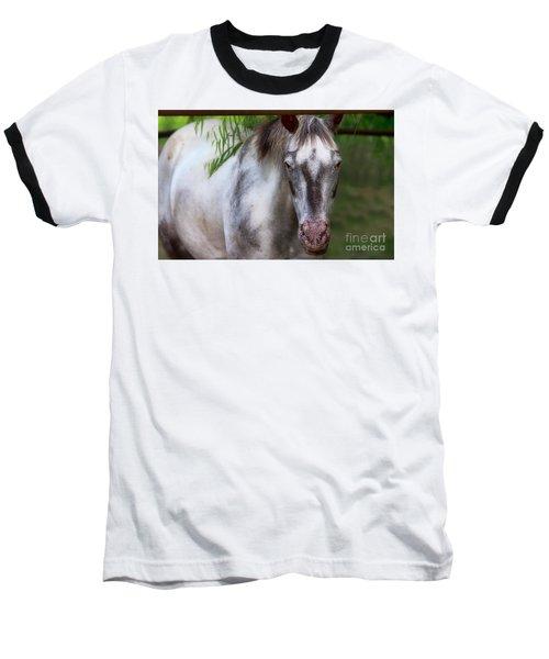 Flicka Baseball T-Shirt