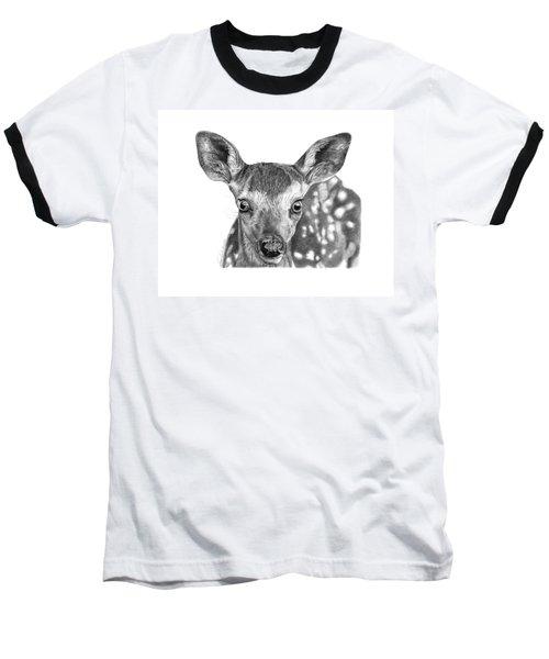 Florry The Fawn Baseball T-Shirt