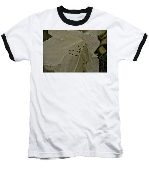 Flower 4 Baseball T-Shirt