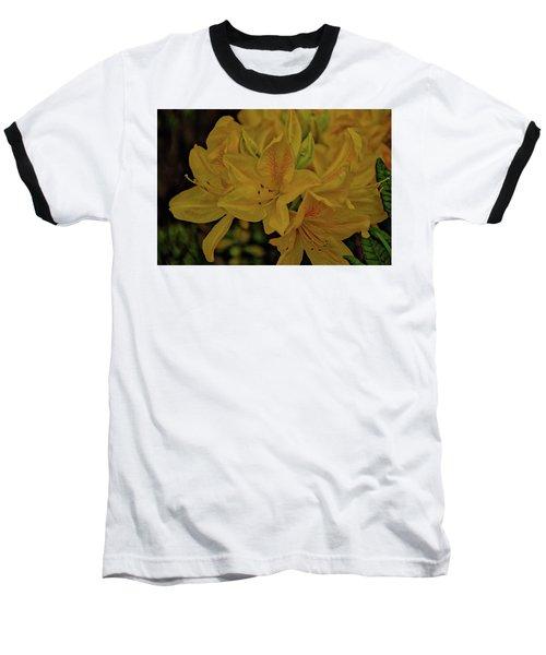 Flower 6 Baseball T-Shirt
