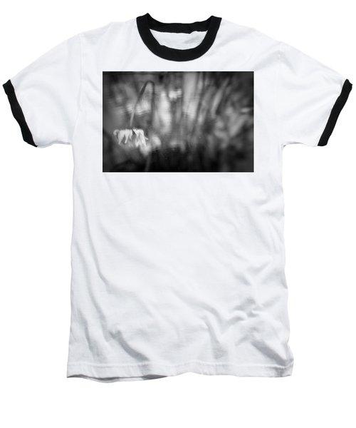 Flower #7421 Baseball T-Shirt