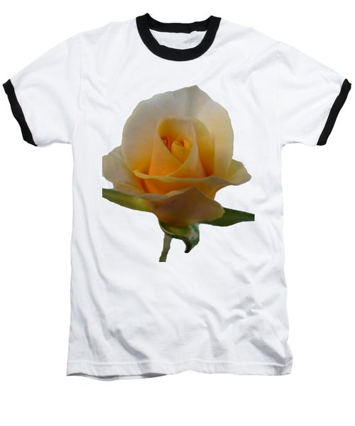 Flower Baseball T-Shirt