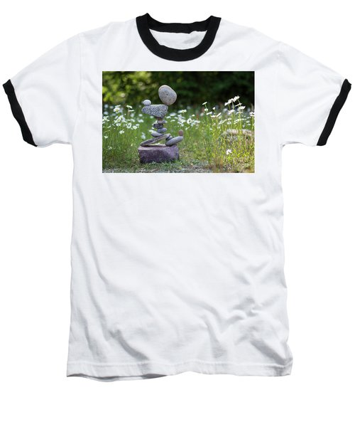 Flower Of Love. Baseball T-Shirt