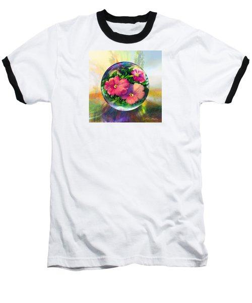 Flowering Panopticon Baseball T-Shirt