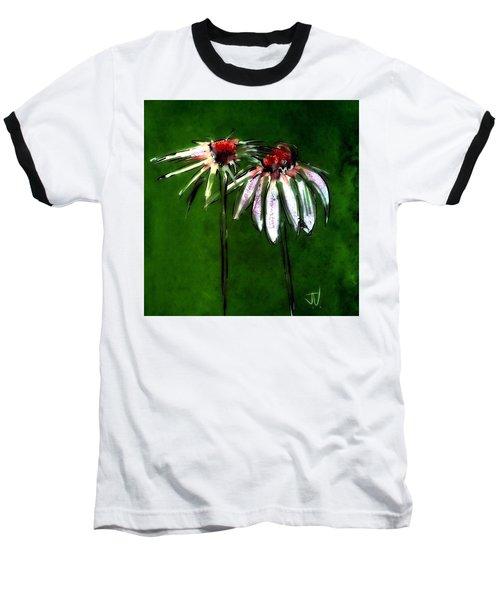 Flowers - 14april2017 Baseball T-Shirt by Jim Vance