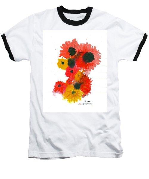 Flowerworks Baseball T-Shirt
