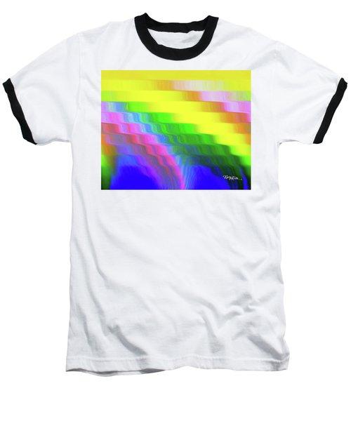 Flowing Whimsical #113 Baseball T-Shirt
