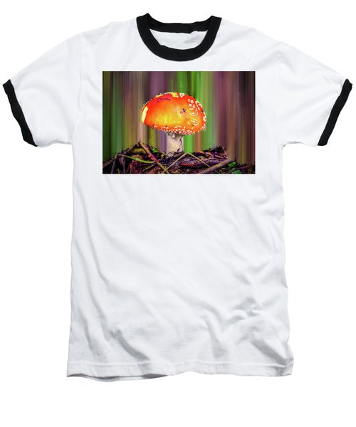Fly Agaric #g7 Baseball T-Shirt