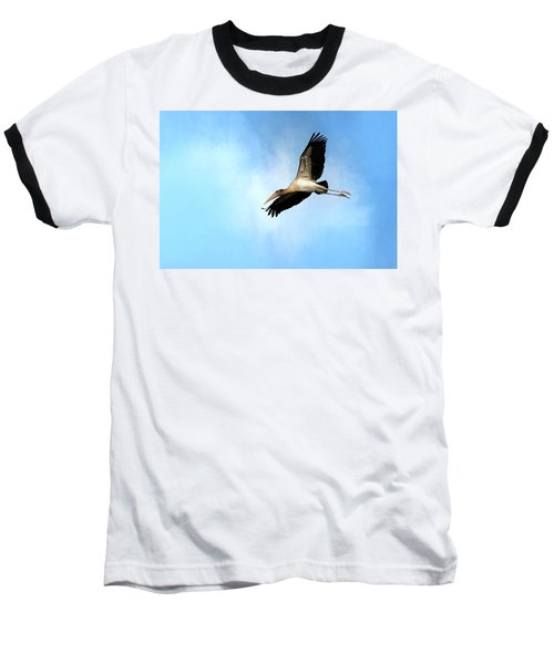 Fly By 2 Baseball T-Shirt