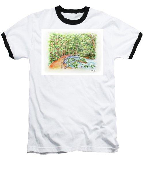Footbridge Baseball T-Shirt
