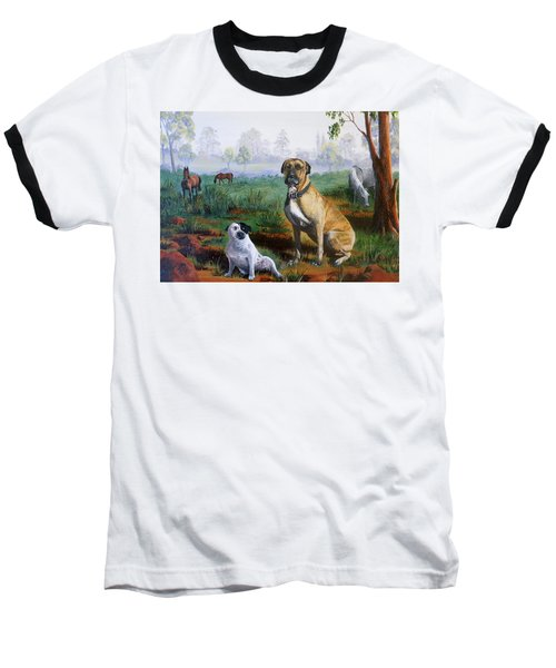 For Dayna Baseball T-Shirt