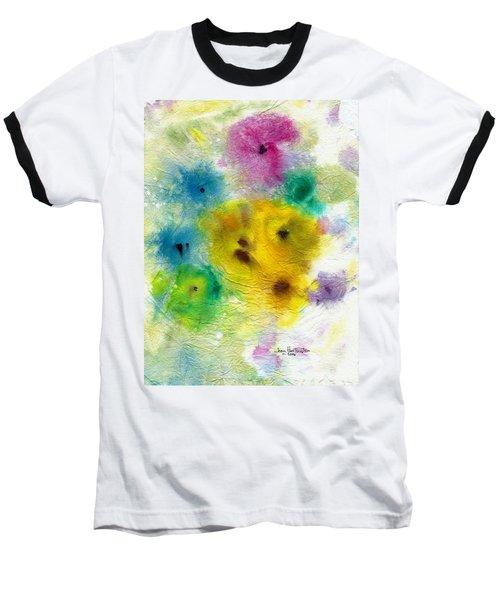 For Elise Baseball T-Shirt by Joan Hartenstein