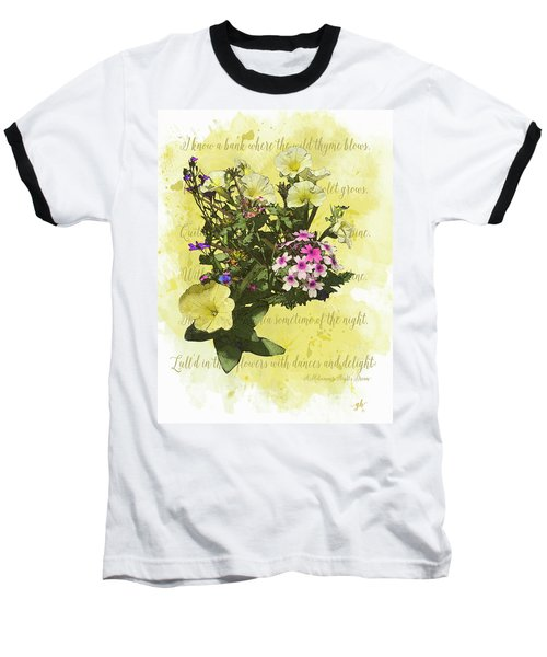 For Titania Baseball T-Shirt