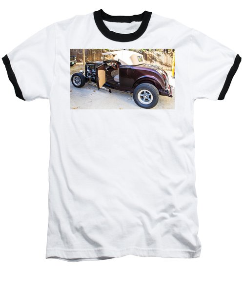 Ford Coupe Baseball T-Shirt