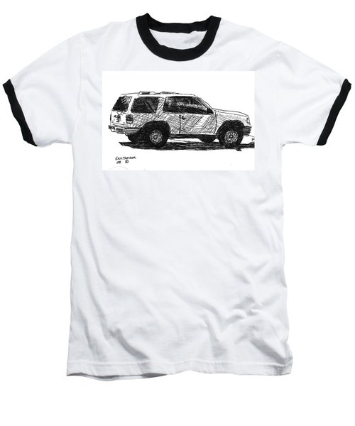 Ford Explorer Baseball T-Shirt
