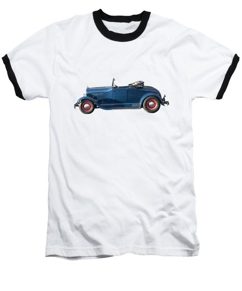 Ford Model A Baseball T-Shirt