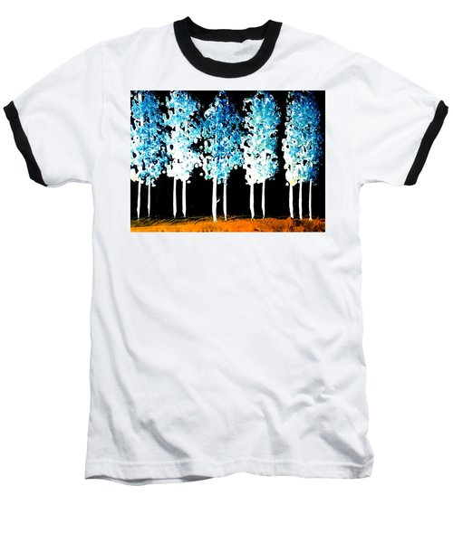 Forest Of Nightmares  Baseball T-Shirt