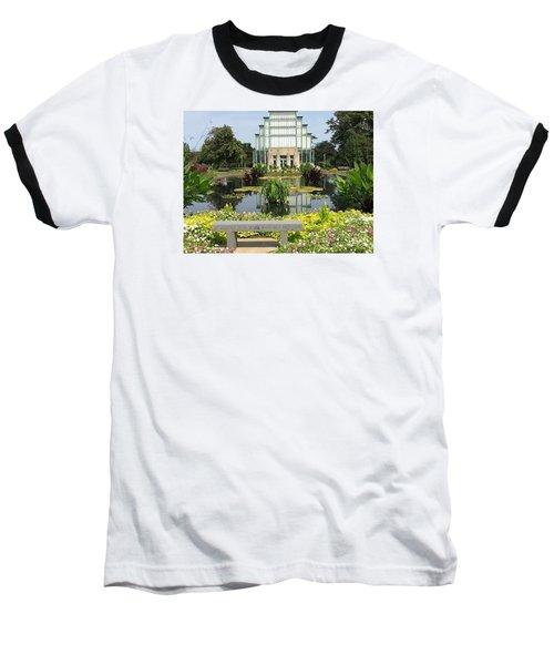 Forest Park Jewel Box Baseball T-Shirt