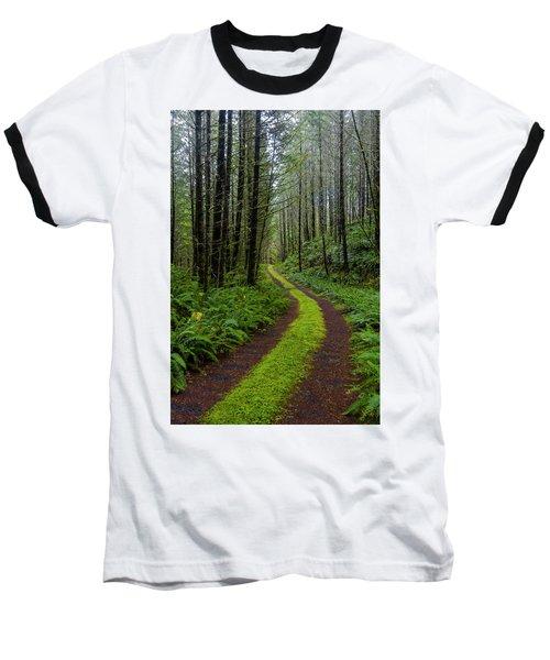 Forgotten Roads Baseball T-Shirt