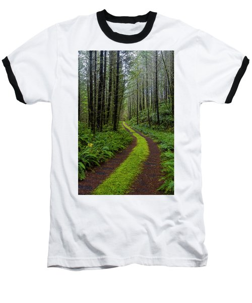 Forgotten Roads Baseball T-Shirt