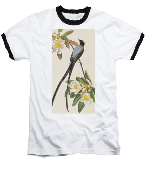 Fork-tailed Flycatcher  Baseball T-Shirt