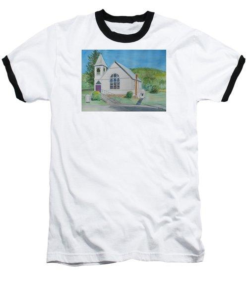 Former Rush Church Baseball T-Shirt