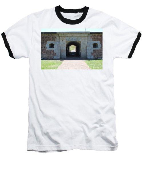 Fort Moultrie Baseball T-Shirt