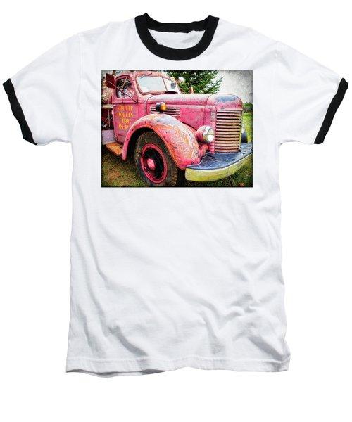 Four Alarm Blaze Baseball T-Shirt