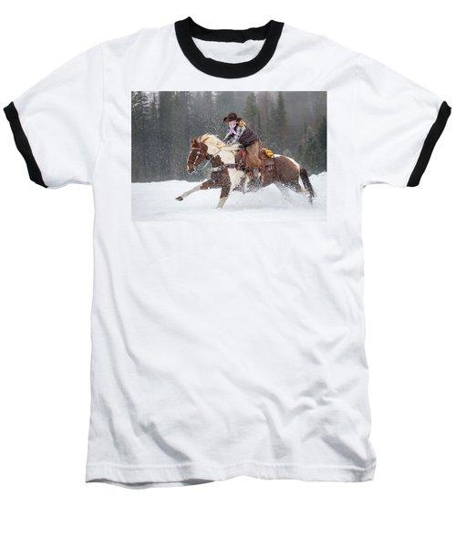 Four Legs Move Our Souls Baseball T-Shirt
