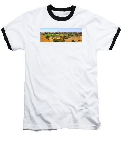 Foxen Canyon California Baseball T-Shirt