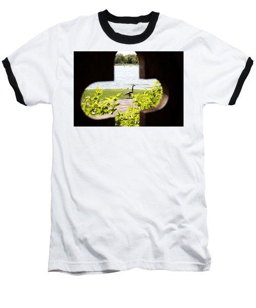 Framed Nature Baseball T-Shirt