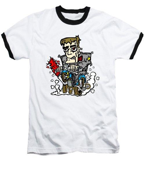 Franken Dude Baseball T-Shirt
