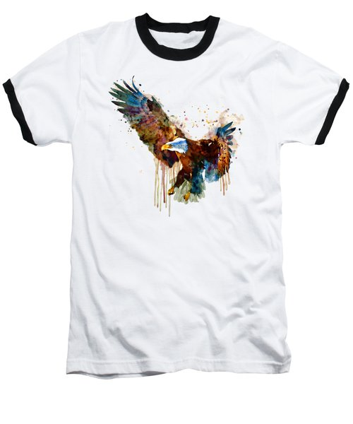 Free And Deadly Eagle Baseball T-Shirt