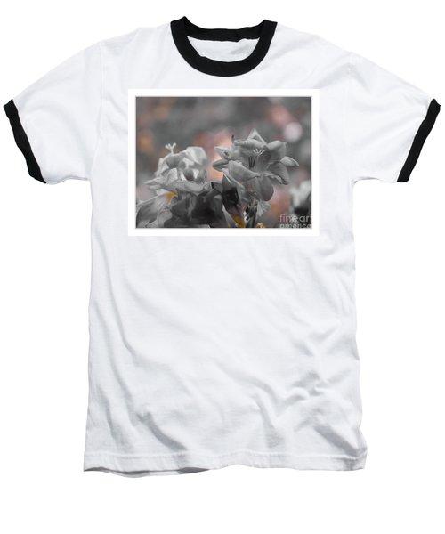 Freesia'a Without Colour Baseball T-Shirt