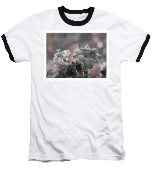 Freesia'a Without Colour Baseball T-Shirt