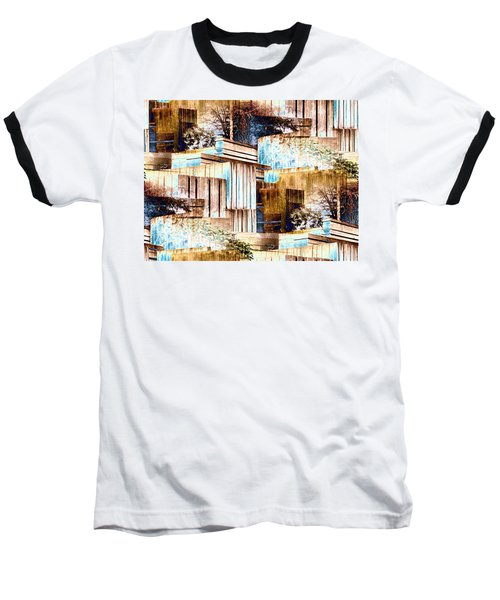 Freeway Park Baseball T-Shirt by Tim Allen
