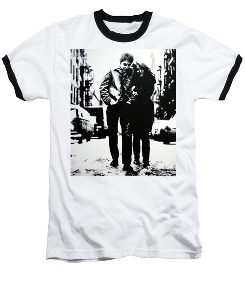 Freewheelin Baseball T-Shirt