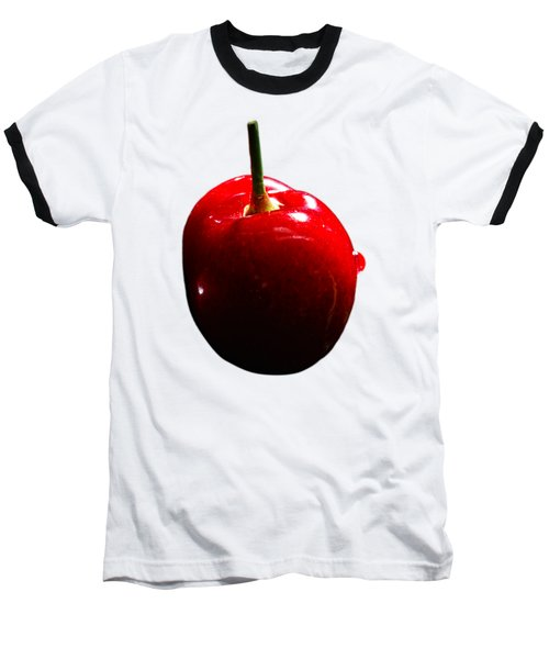 Fresh Cherry To Be Picked Baseball T-Shirt