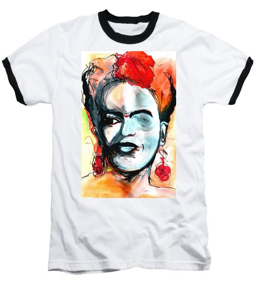 Frida Baseball T-Shirt