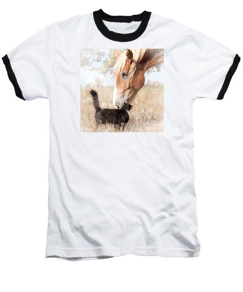 Dreamy Friendship Baseball T-Shirt