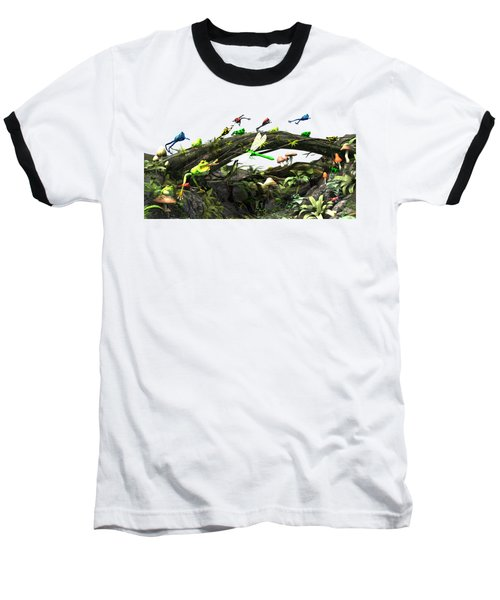 Frog Glen Baseball T-Shirt