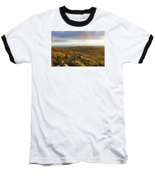 From The Black Mountain Baseball T-Shirt