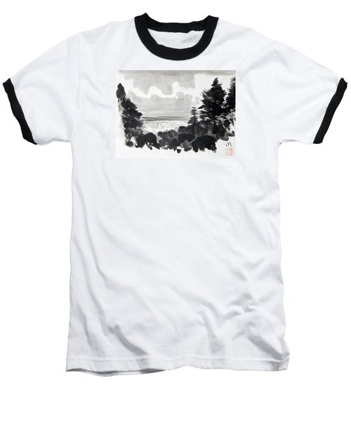 From The Hill Baseball T-Shirt