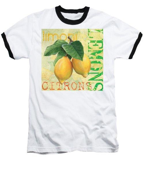 Froyo Lemon Baseball T-Shirt