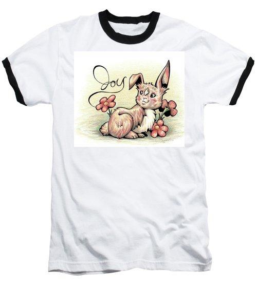 Fruit Of The Spirit Joy Baseball T-Shirt