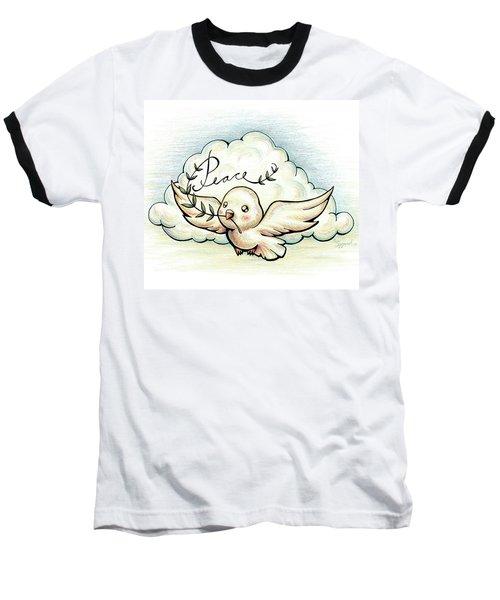Fruit Of The Spirit Peace Baseball T-Shirt