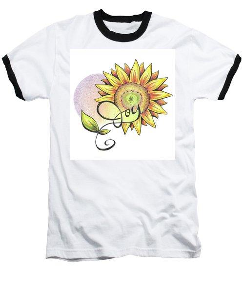 Fruit Of The Spirit Series 2 Joy Baseball T-Shirt