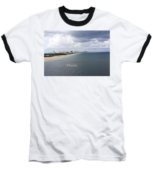 Ft Lauderdale Florida Baseball T-Shirt