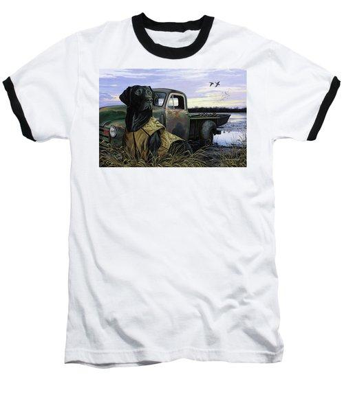 Fully Vested Baseball T-Shirt